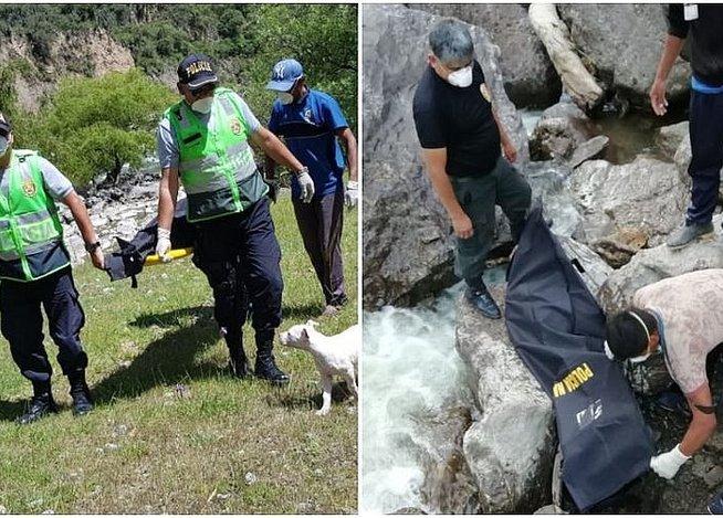 Hallaron dos cuerpos en río Velille, pero no pueden identificarlos (FOTOS)