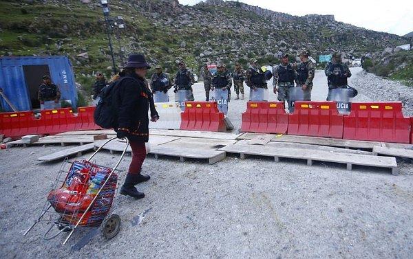 Las Bambas: Este miércoles se decide suerte del Corredor Minero del Sur (FOTOS)