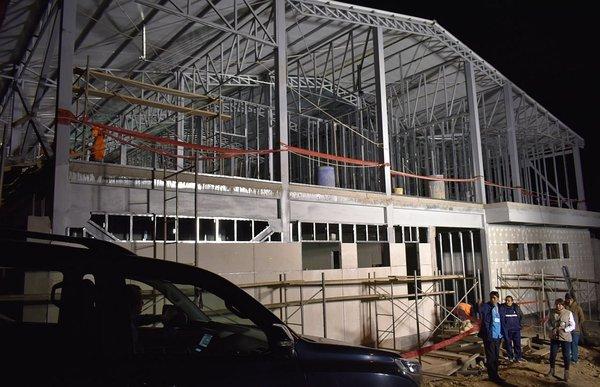 Nuevo Hospital de Challhuahuacho apenas tiene 29,7% en ejecución de gasto