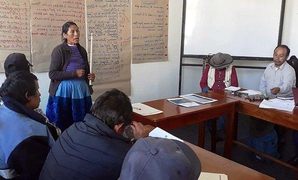 Ronderos y jueces de Paz iniciaron proceso de validación de la 'Ruta de la Justicia Intercultural'