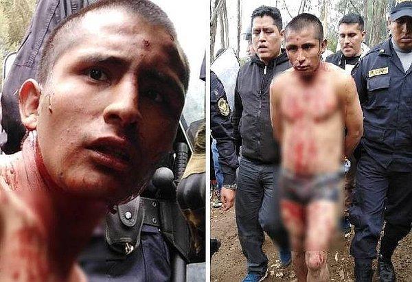 El 'Monstruo de Andahuaylas' ya había estado preso por abusar de un niño