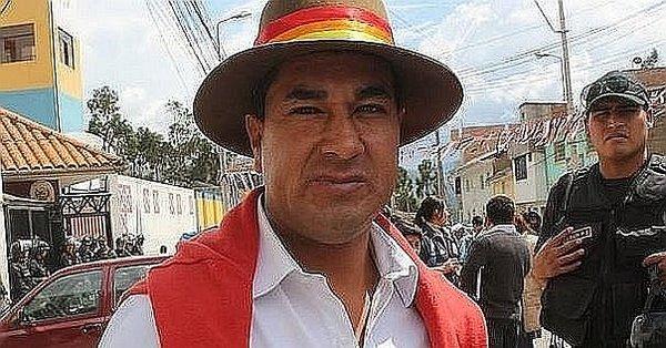 Dictan 18 meses de prisión preventiva para exalcalde de Andahuaylas