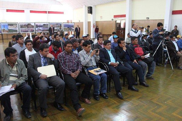 Ocho meses de plazo para retirar planta de minerales de Vilcabamba