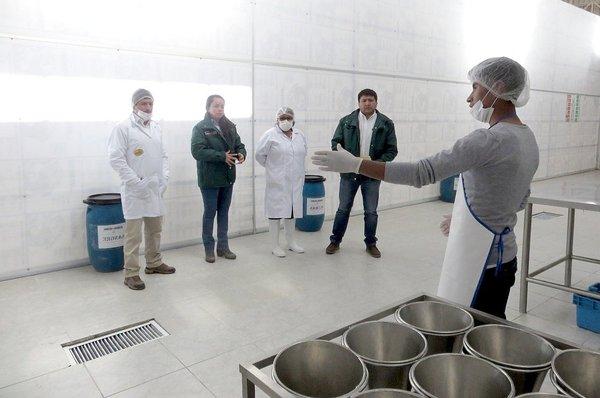 Operativos inopinados a mataderos avícolas en Cusco (FOTOS)