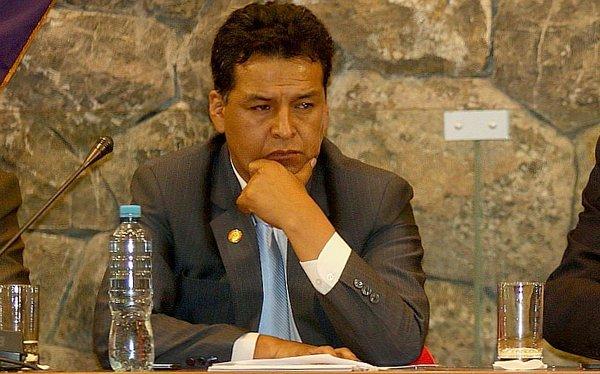 Solicitan prisión preventiva para exgobernador de Cusco, Edwin Licona (FOTOS)