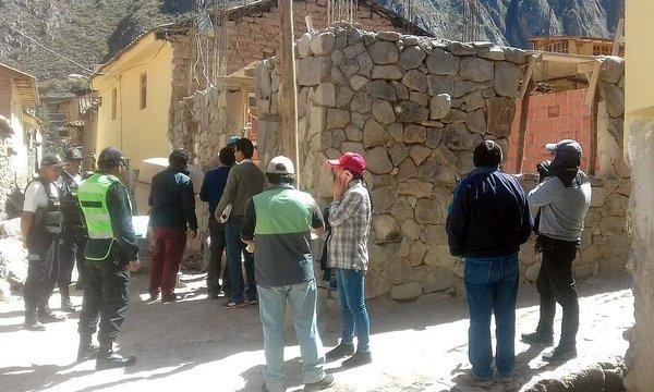 Inician acciones legales por afectaciones al patrimonio cultural en Ollantaytambo