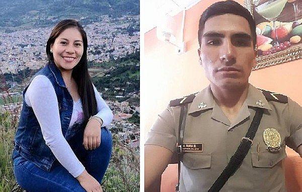 Dictan prisión preventiva para policía que disparó a su expareja con su arma de reglamento