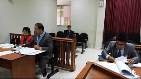 Hermana de gobernador de Apurímac enfrenta juicio por presentar boleta falsa de hotel