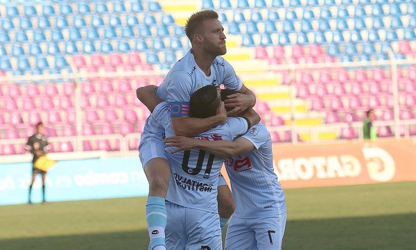 Real Garcilaso vence en casa 1-0 al Carlos A. Manucci (FOTOS)