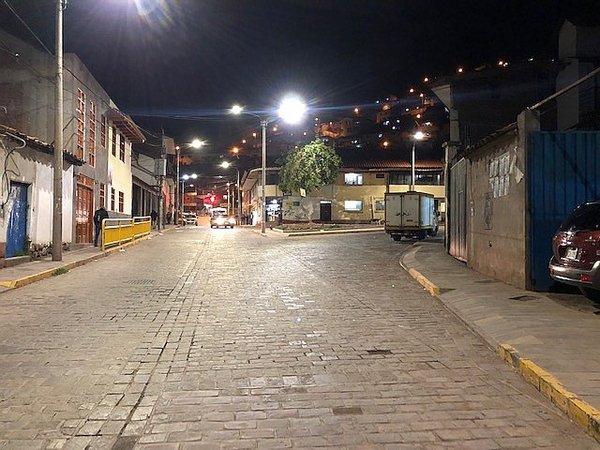 Kosñipata ahorrará 50% de energía con su nueva iluminación