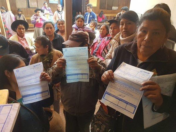 Usuarios reclaman más médicos en Centro de Salud de Andahuaylas
