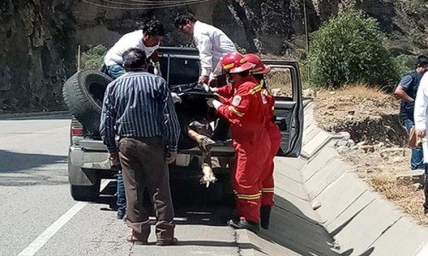 Encuentran cadáver de hombre al borde de carretera en Abancay