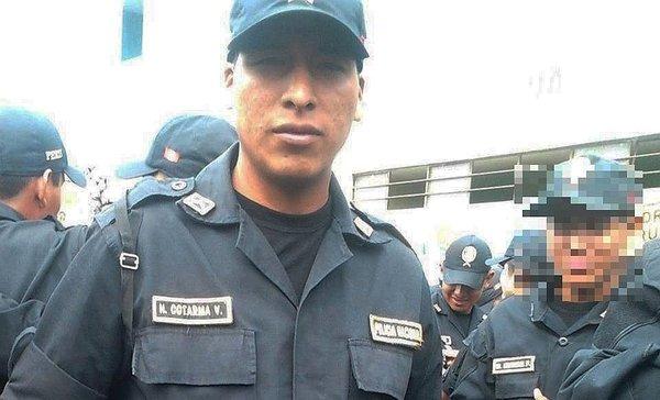 Dictan 9 meses de prisión preventiva para policía que disparó contra dos jóvenes