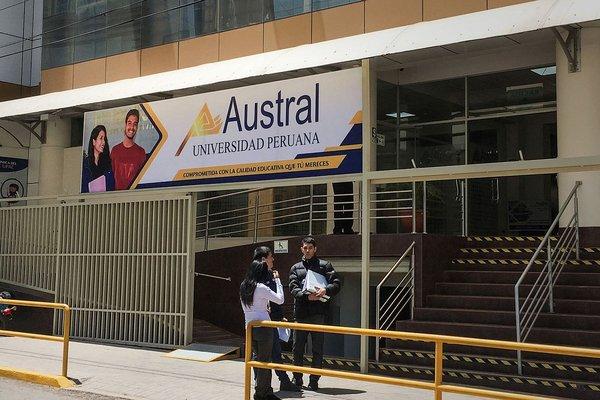 Sunedu deniega licenciamiento a Universidad Austral de Cusco