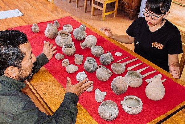 Piezas de la cultura Chanca serán puestas en valor en Talavera