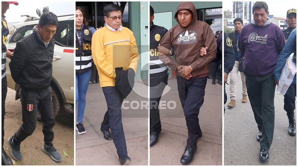 Vergüenza policial: 16 agentes detenidos acusados de pertenecer a red de narcotráfico (VIDEO)