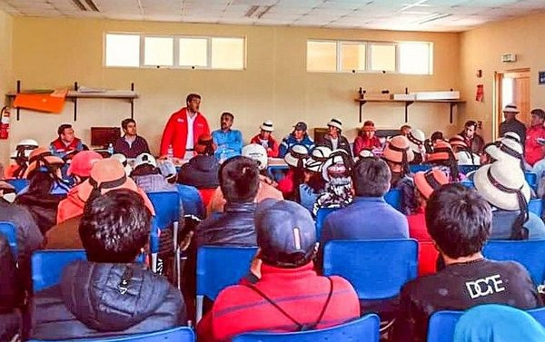 Las Bambas: PCM informa que diálogo continuará el próximo miércoles 24 de abril